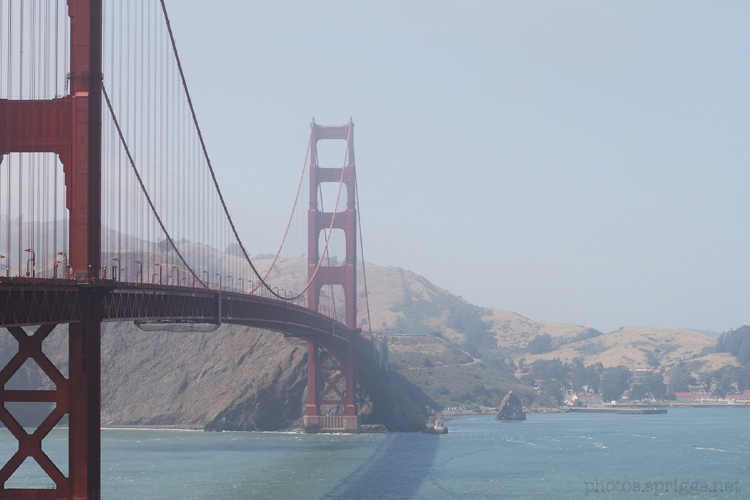 bridge over the golden gate