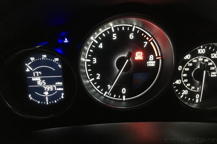 7997 miles
