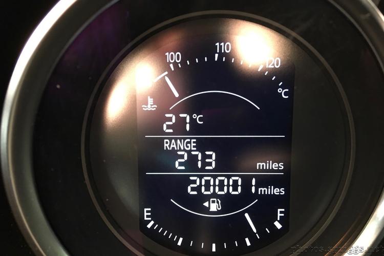 20k (plus 1) miles